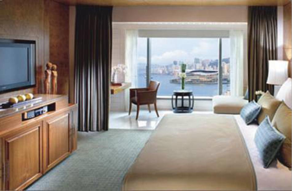 Mandarin Hotel, Hong Kong